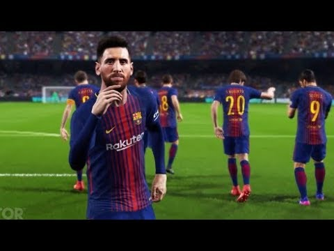 Fifa 18 xbox 360 official gameplay youtube for Esterno fifa 18