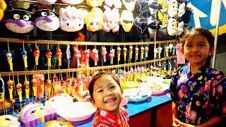 ●普段遊び●地元福島わらじ祭りに行ったよ♡お面、スーパーボールすくい楽しかった☆まーちゃん【6歳】おーちゃん【3歳】#536 thumbnail