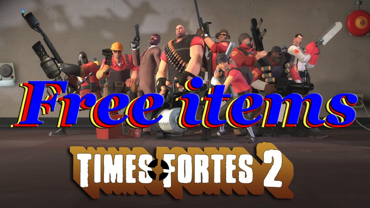 Team Fortress 2 Free Items Command New