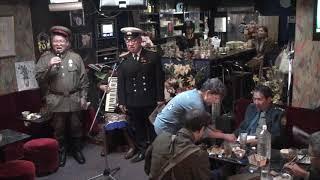 2017年9月30日 モスクワ攻防戦76周年記念・パリャーノチカ戦時歌謡コ...