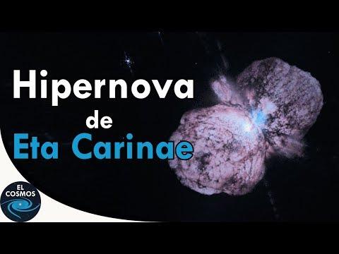Eta Carinae y su futura hipernova letal - El Cosmos
