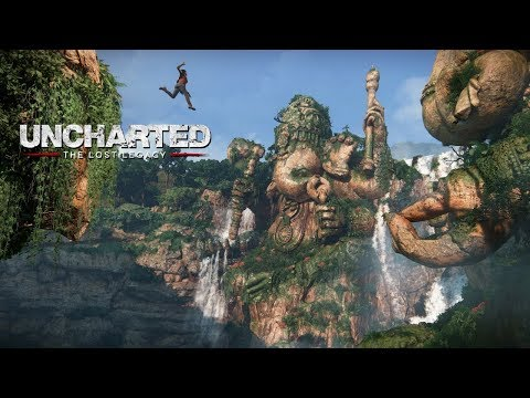 UNCHARTED: THE LOST LEGACY Walkthrough Gameplay - Part 2
