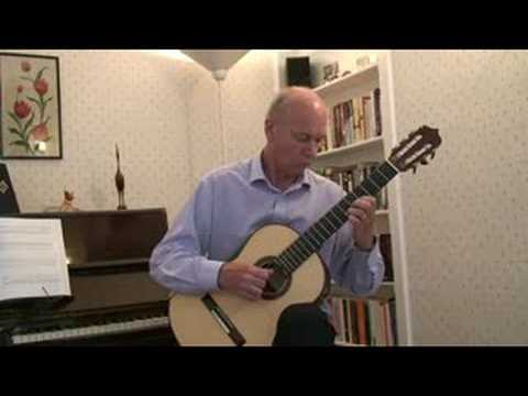 eric hill jazz on the classical guitar