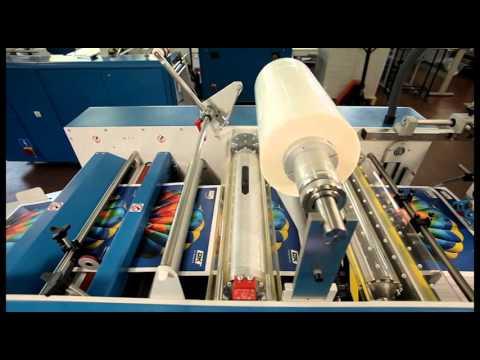 D&K Europa EL - in-line embossing thermal laminator