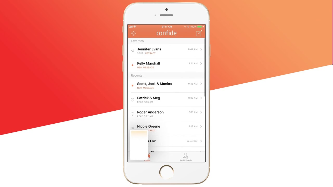 Confide messenger releases new screenshot-prevention tech