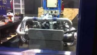 twin turbo 427 ford
