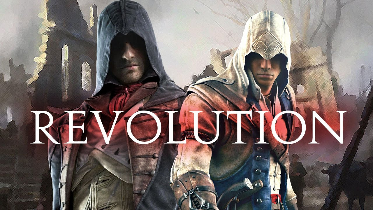 Assassin's Creed - Revolution [Fan Made] [HD] - YouTube