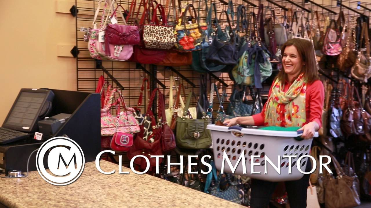 Clothes Mentor Cash Closet 2016
