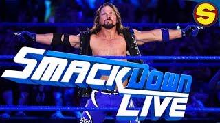 🔴  WWE SMACKDOWN LIVE! HANGOUT TIME! 🔴