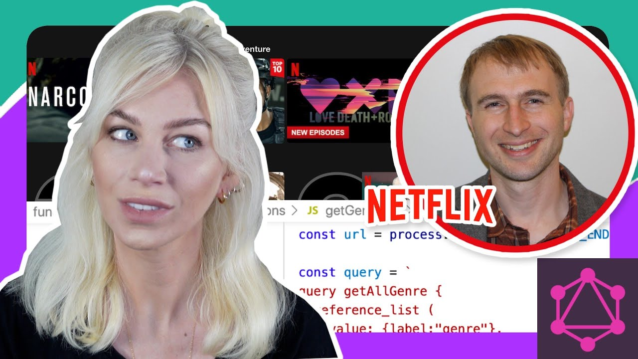 Let's Code a Netflix Clone with GraphQL Pagination! Reviewed by a NETFLIX ENGINEER!