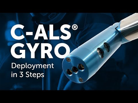 C-ALS® GYRO Deployment in 3 Simple Steps | #miningsafety #scanner #mining