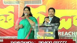 Filim Actor KAVITHA  given TESTIMONY in the name of Jesus Ch...