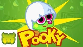 Moshi Monsters - The Pooky Song (Eggshells!)