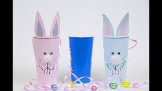 Easter DIY Idea | Last minute Easter DIY | Easter Basket Ideas | DIY Easter Egg Basket : DIYIndian