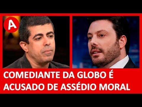Danilo Gentili critica Marcius Melhem após ator ser acusado por Dani Calabresa e Maria Clara Gueiros