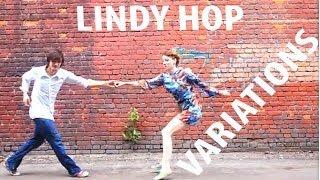 Lindy hop, Lesson stuff, SWINGOUT variations