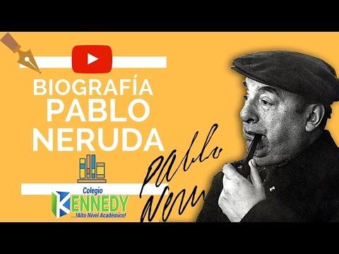biografía---pablo-neruda-(breve)-/-colegio-kennedy---paucarpata