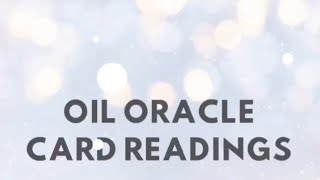 Oil Oracle Reading for 12/27/19
