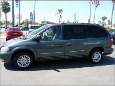 2003 Chrysler Town & Country - Oceanside CA