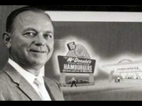 Ray Kroc - The Pioneer of Fast Food Franchising