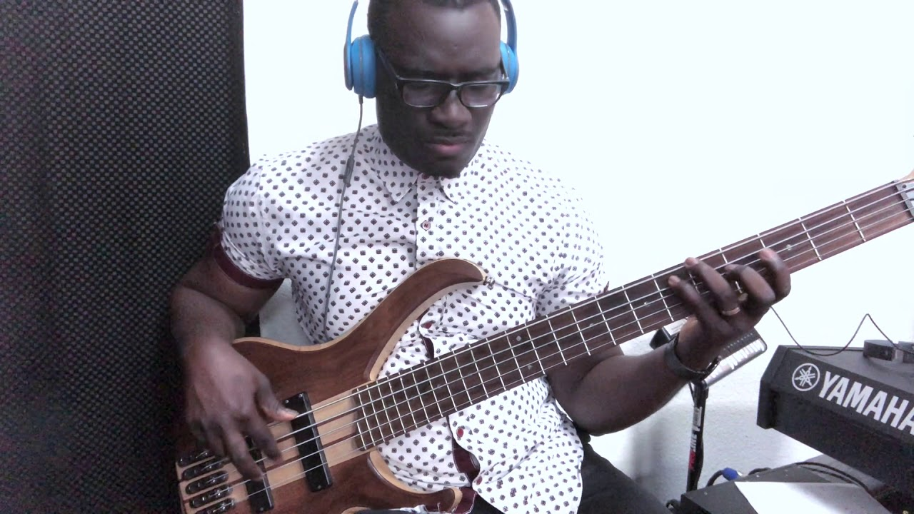 Richard bona Bass Cover [Jokoh Jokoh]