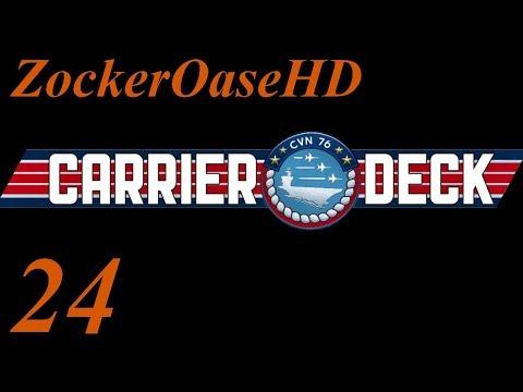 Carrier Deck # 24 : Süd China Mission 2 - Flugzeugträger Simulator - Deutsch LP