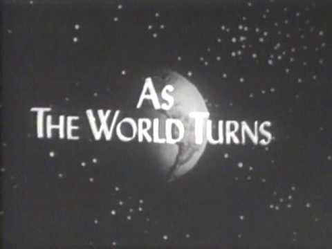 As The World Turns - Classic ATWT Opening