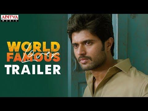 #WorldFamousLover Trailer   Vijay Deverakonda   RaashiKhanna Catherine IzabelleLeite AishwaryaRajesh