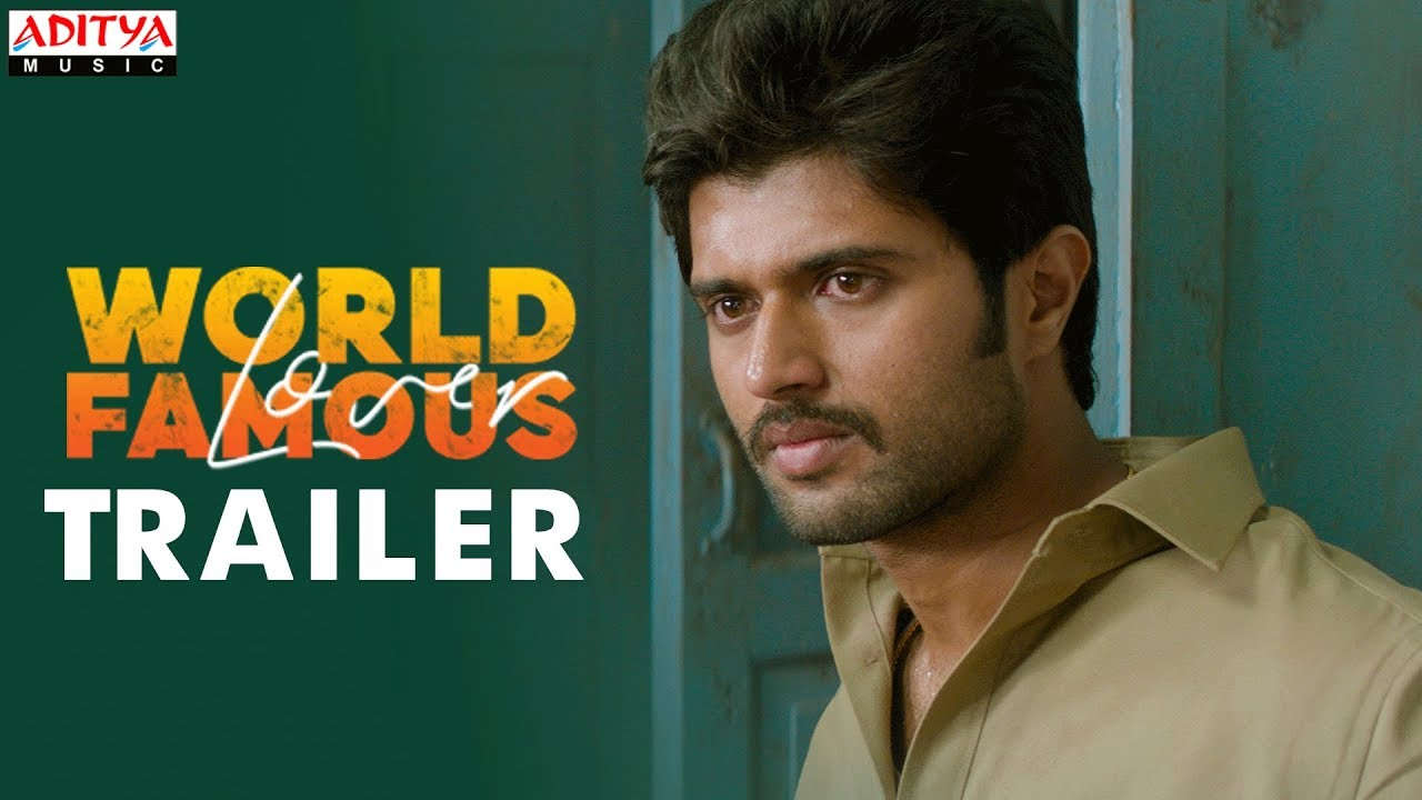 #WorldFamousLover Trailer | Vijay Deverakonda | RaashiKhanna|Catherine|IzabelleLeite|AishwaryaRajesh