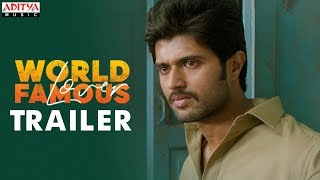world Famous Lover Trailer, World Famous Lover Full Movie Release Date, Vijay Devarakonda New Movie