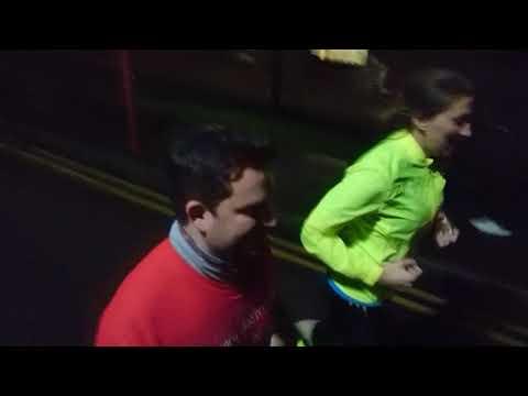 Ipswich Hospital runners, with Deputy HR Director Jo Wood #REDJanuary