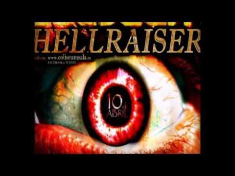Javi Aznar AKA Javi Mr Dj - Coliseum Hellraiser 2010