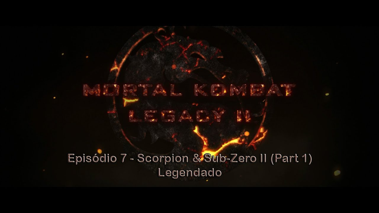 Download Mortal Kombat Legacy II - 07 - Scorpion & Sub-Zero II (Part 1)  - Legendado