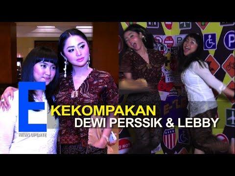 Dewi Perssik Kompak Bersama Lebby#Dewiperssik#lebby#esgeentertainment