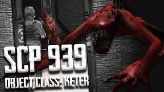 SCP: The 939 Horror