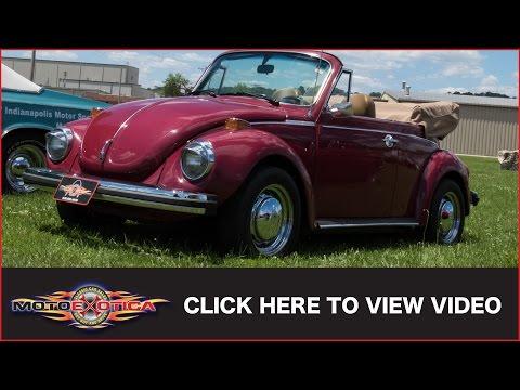 1979 Volkswagen Beetle Convertible (SOLD)