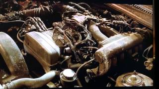 The fast & the furious- Brian takes car to the garage