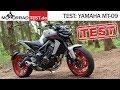 Yamaha MT-09 | TEST (deutsch)