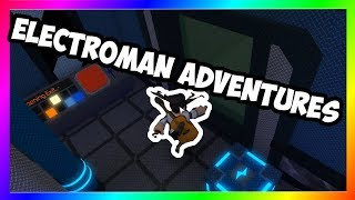 (Easy Insane tbh) Electroman Adventures by tony333444   ROBLOX FE2 Map Test