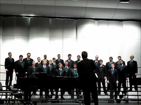 NWMSU Tower Choir - Men