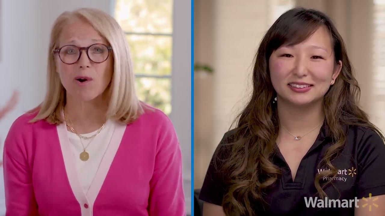 Walmartの薬剤師によるワクチン接種についてのインタビュー