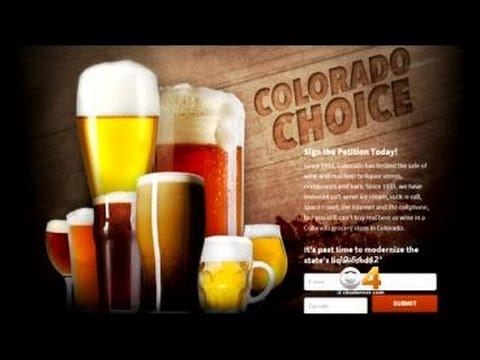 Push To Allow Colorado Supermarkets To Sell Liquor