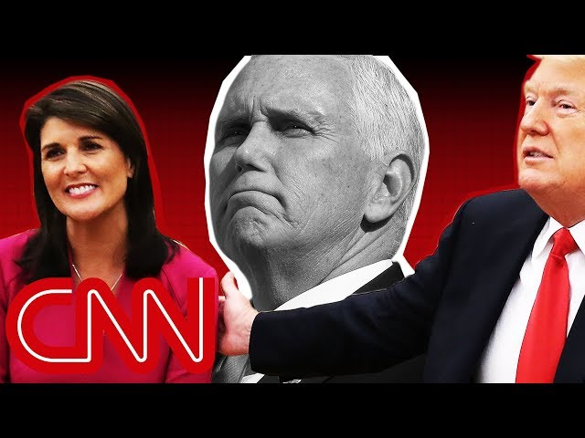 President Trump and Nikki Haley's complicated relationship