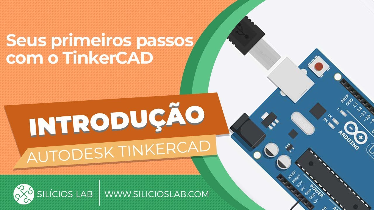 1 Introduo Autodesk 123d Circuits E Tinkercad Youtube Docircuits Circuit Simulator Online Schematic Editor