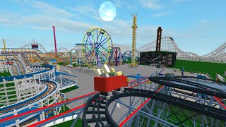 Roblox Gameplay Fun Land Amusement Park (en)