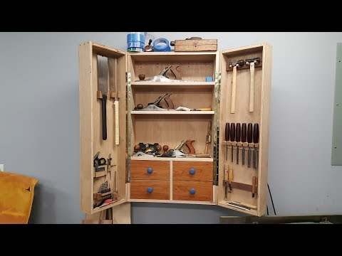 Bulding a Tool Cabinet