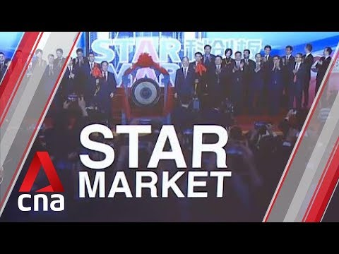 Chinese Shares Soar In Trading Debut Of Nasdaq-style Star Market