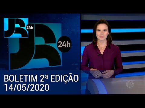 Bolsonaro pede apoio de empresários contra confinamento em SP