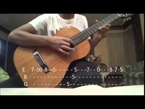 fur elise guitar tabs