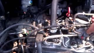 Problème de régime moteur golf 3 1.9D
